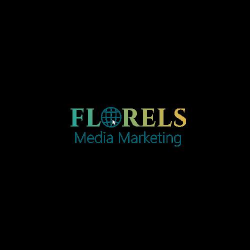 לוגו של פלורלס מדיה עם צבעים שמסמלים את הסיפור שלנו בחברה על רקע שקוף