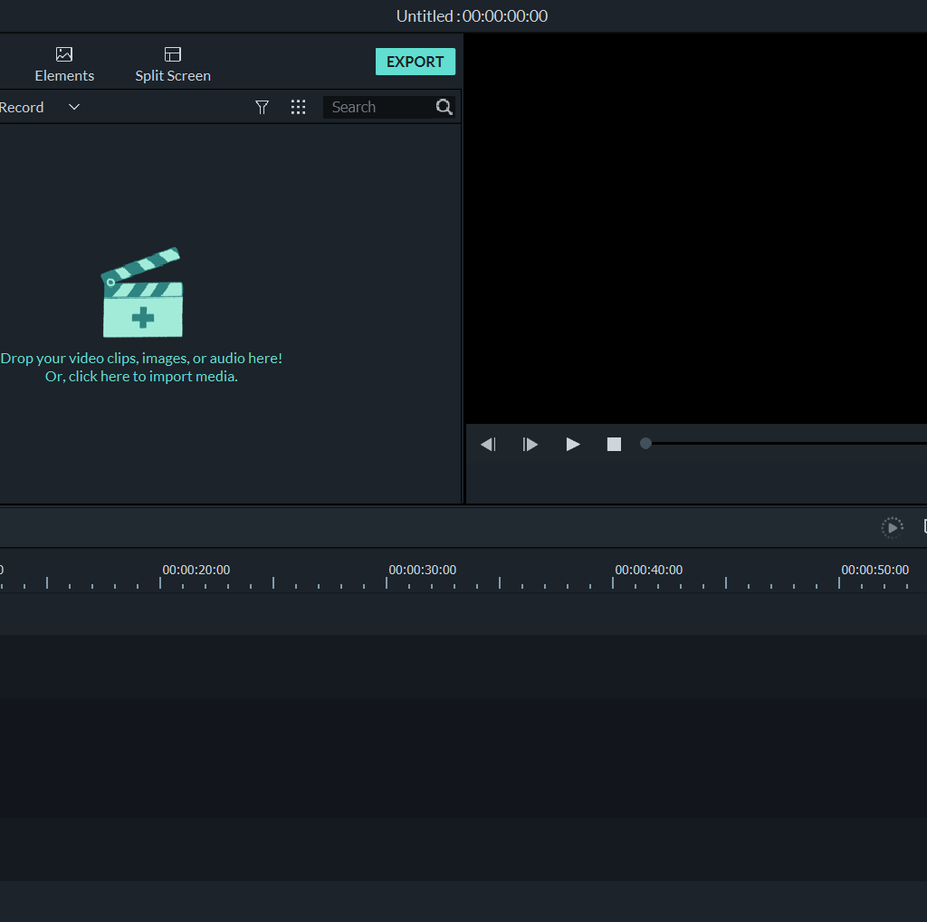 סקירה על תוכנת Filmora לעריכת וידיאו